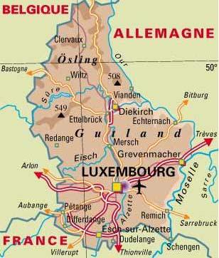 Office de tourisme luxembourg - Office du tourisme moselle ...